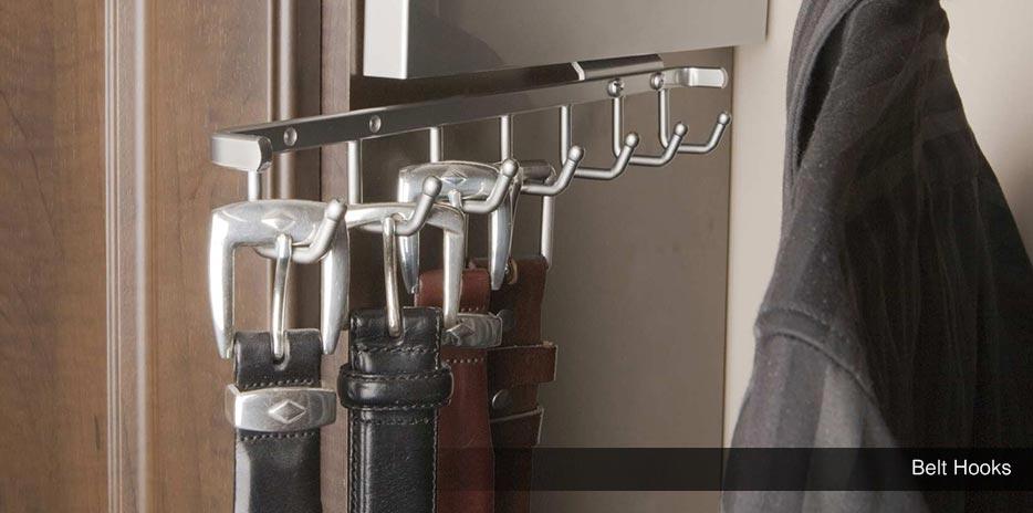 Versatile Custom Closet Organizers for Accessories New Jersey