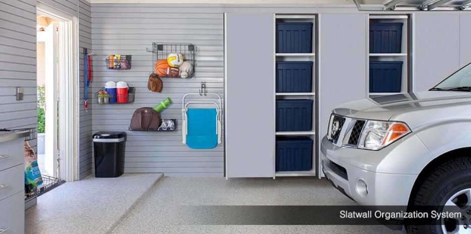Custom Garage Designs Storage Systems