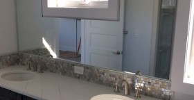 Installed Bathroom Mirrors